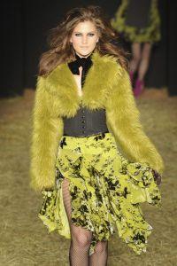 Betsey Johnson at New York Fashion Week Fall 2010 - Runway Photos